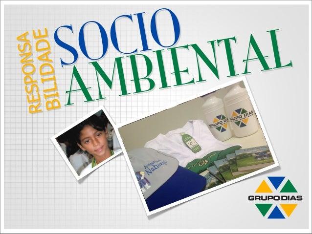 RESPONSA BILIDADE SOCIO AMBIENTAL