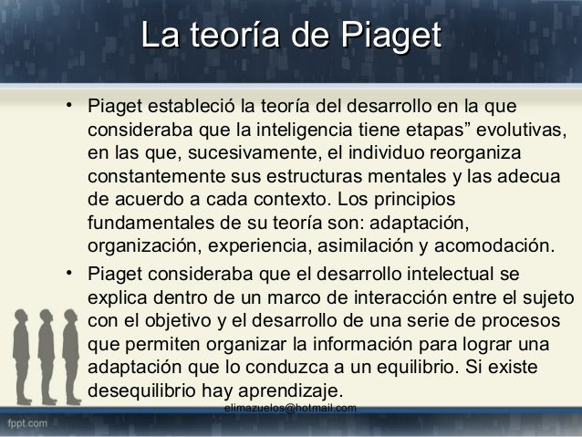 Socio constructivismo Slide 3