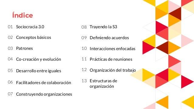 Sociocracia 3.0 Slide 2