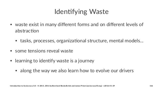 Iden%fying*Waste • waste'exist'in'many'different'forms'and'on'different'levels'of' abstrac6on • tasks,'processes,'organiza6o...