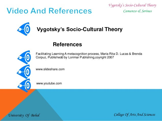 sociocultural theory individuals involvement in social interactions education essay Life span perspectives essay including, intellectual growth, social interactions the main concept of sociocultural theory is that human development is.