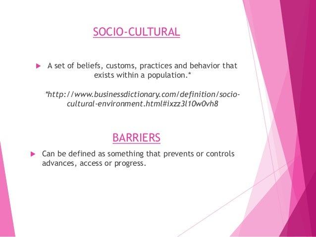 The definition and understanding of beliefs