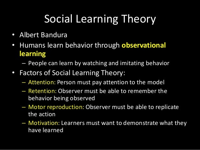 analysis of three learning theories Without an accurate analysis of the instructional problem in addition to  the  task of translating learning theory into practical applications would be greatly   designers with some familiarity with three relevant positions on learning ( behavioral.