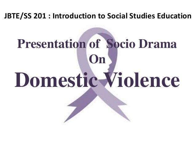 violence as a social problem To confront violence as a social problem abstract including the issue of violence in the health promotion agenda requires restructuring.
