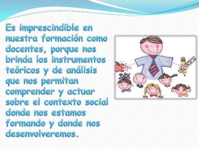Sociología de la educación Slide 2