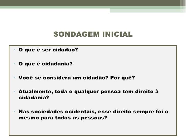 Sociologia – sequência didática – sa 1 – Slide 3