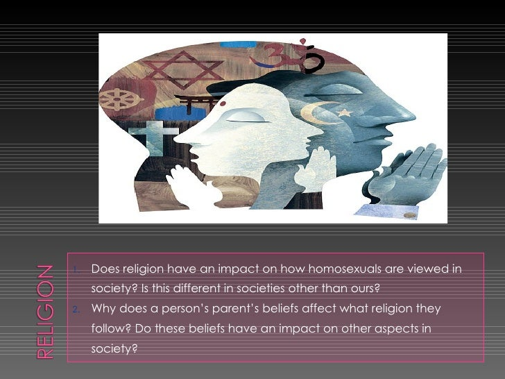 Sociological questions about homosexuality
