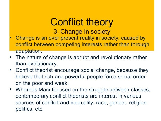 Sociological and anthropological theory