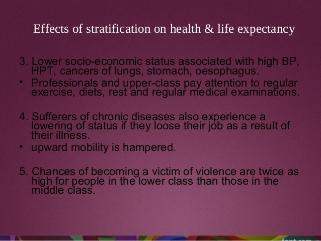 3. Lower socio-economic status associated with high BP, HPT, cancers of lungs, stomach, oesophagus. • Professionals and up...
