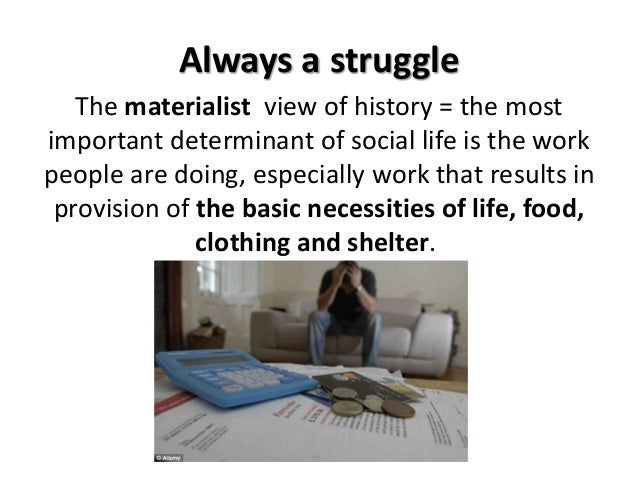 struggle is an inevitable part of Class conflict, frequently referred to as class warfare or class struggle, is the  tension or  asserts that class conflict is an inevitability if current political and  economic conditions continue, noting that  on the employers' side, the use of  union busting legal firms and the lobbying for anti-union laws are forms of class  struggle.