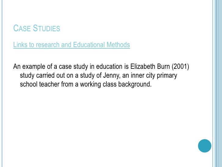 BIBLIOGRAPHY-   AQA AS Sociology Textbook-   www.google.co.uk-   http://learnhigher.ac.uk/analysethis/main/qualitative.h  ...