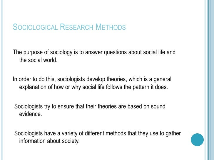 case studies definition sociology Definition scientific study of social structure: interaction between social structure and the individual and idea of two levels of analysis  social science closely related to sociology that studies the primitive societies and some studies modern society like the cultural characteristics of neighborhoods and communities  marx, weber.