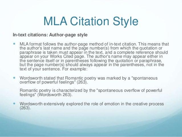 bibliography methods