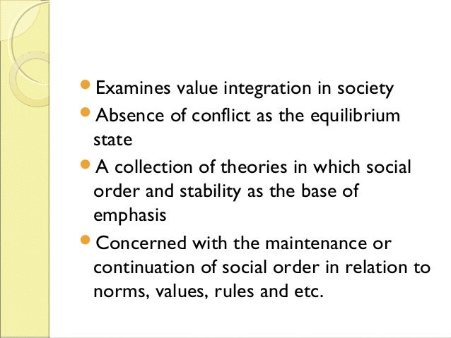sociological theories of education pdf