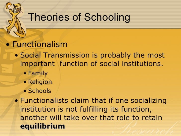 sociology theories on education The view that educational choice involves the assessment of costs and benefits  of specific routes of education was established within sociology.