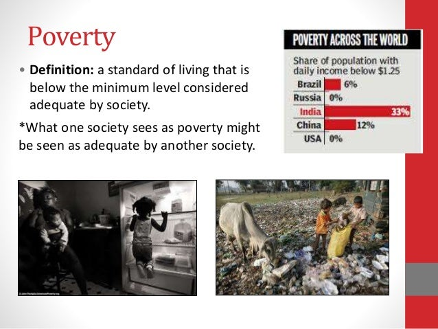 sociology coursework poverty