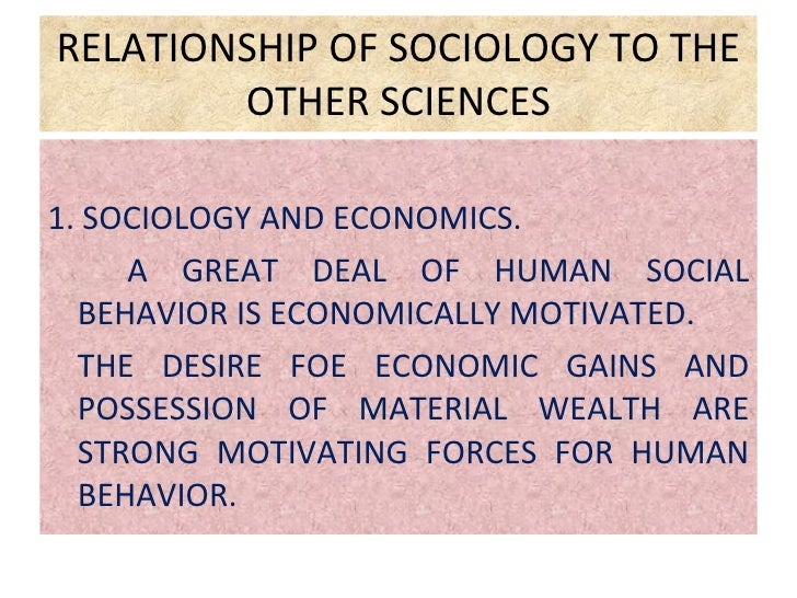 history and its relationship with other social sciences