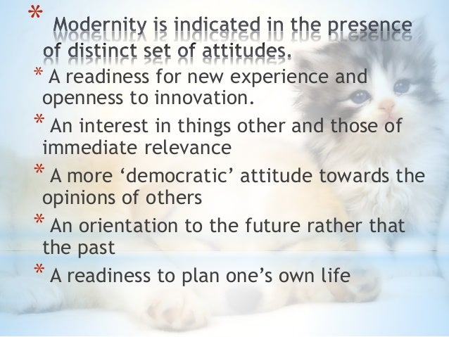 """sociology and modernization What is modernization according to our text, modernization is the process of social change begun by industrialization """"the term modernization became prominent in."""