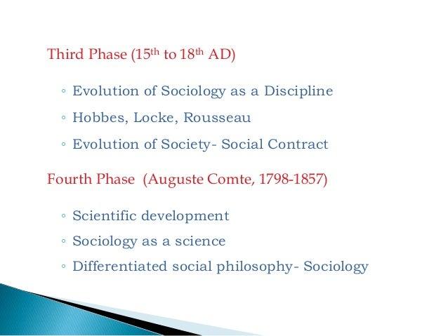 sociology as a scientific discipline pdf