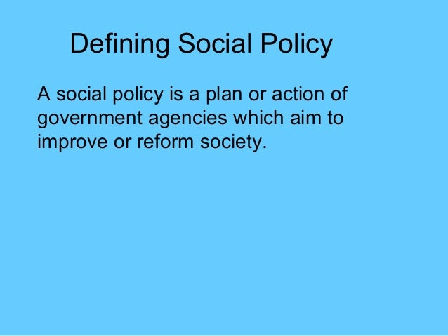 Social Policy And Family Essay Introduction - image 8