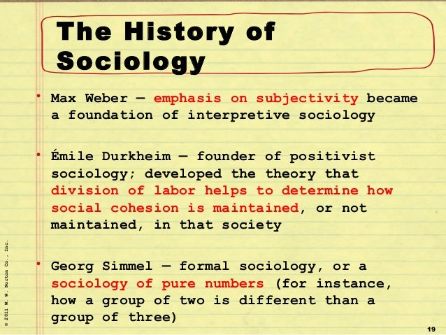 Life history (sociology)