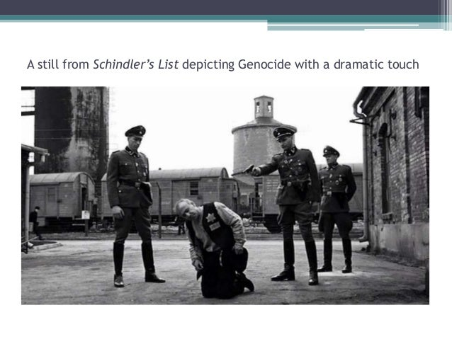 Essays on schindlers list the movie