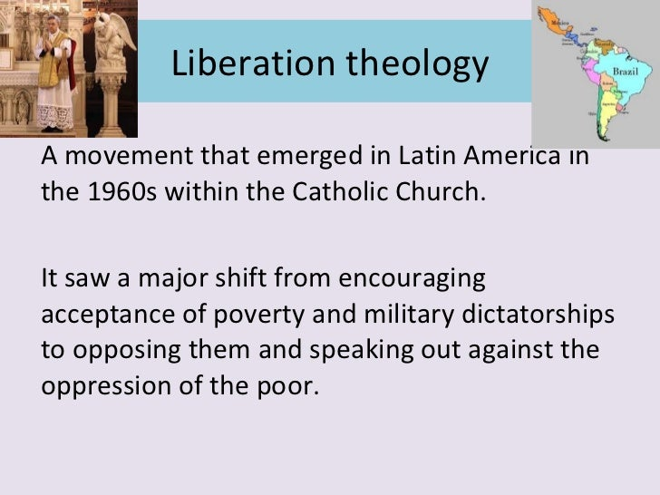 why liberation theology developed Liberation theology: a debate so that a correct and necessary liberation theology be developed in brazil and latin america such a correct and necessary liberation theology must be developed in a way that is homogeneous, and not heterogeneous.