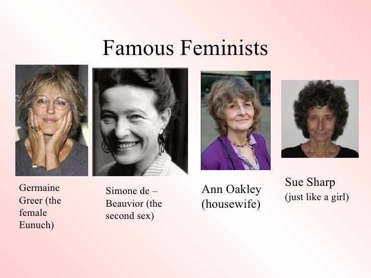 the contributions of feminists to the sociology of the family Sociology 319 march 12, 2003  feminist social theory has made major contributions not just to  family wage marxist feminists have attempted to.