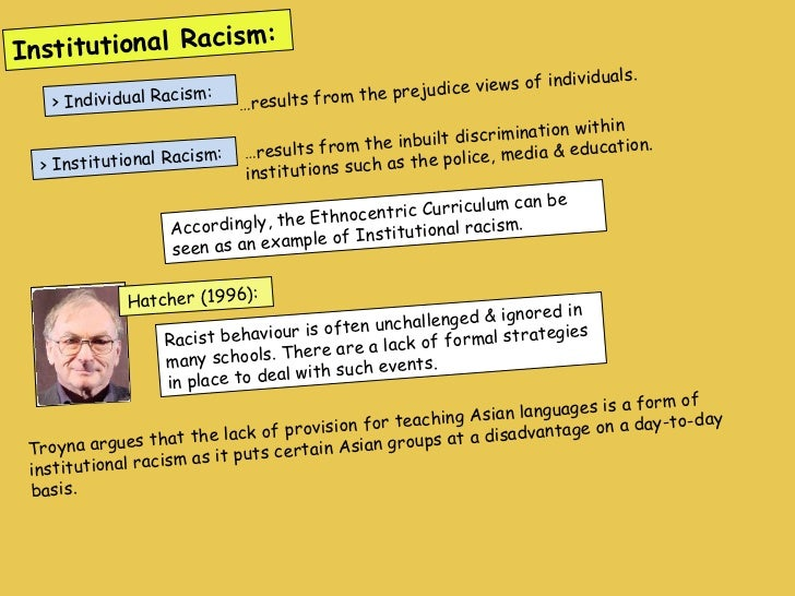 Racism, prejudice, and discrimination amber initiatives.