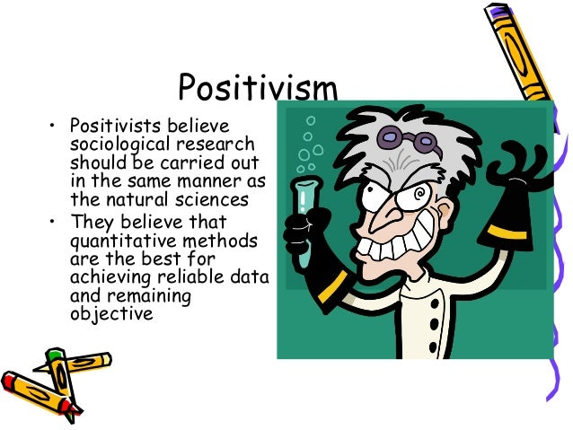 positivism a key concept in sociology This position represents a key characteristic of modern society and  as such,  lombroso's theory of born criminals could be applied by.