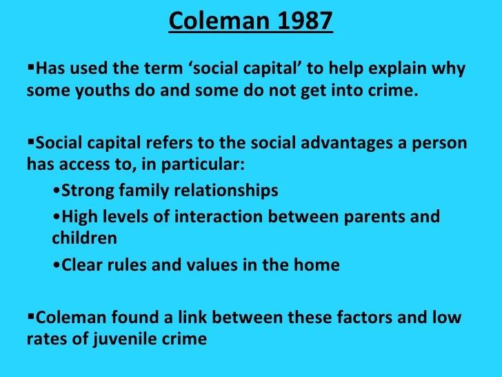 relationship between social capital and crime in rural Australia