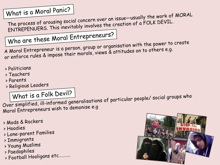 moral entrepreneurs sociology