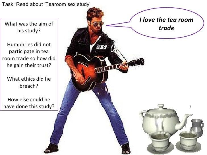 Tea Room Trade Humphries