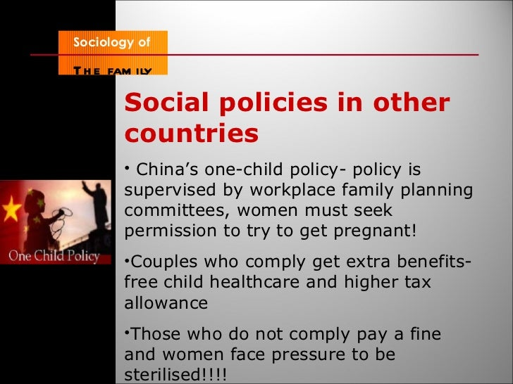 What Is the Definition of Social Policy?