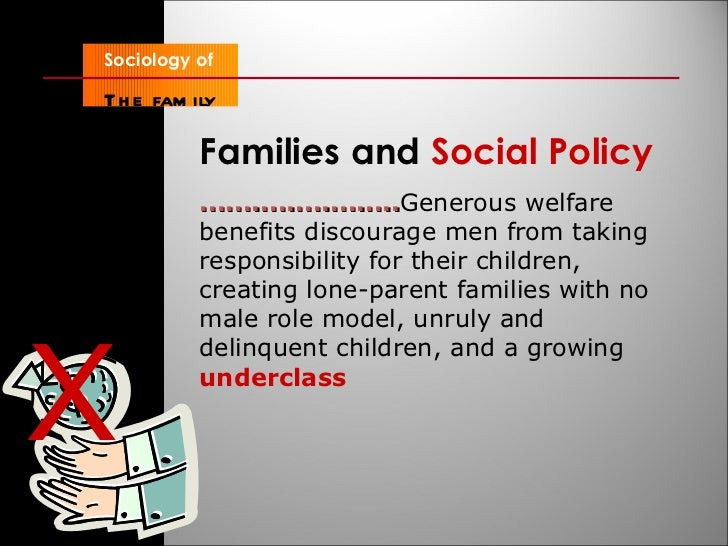 sociology gov and policies The department of sociology has two in formulating and evaluating social policy and colleges or work as researchers for government or.