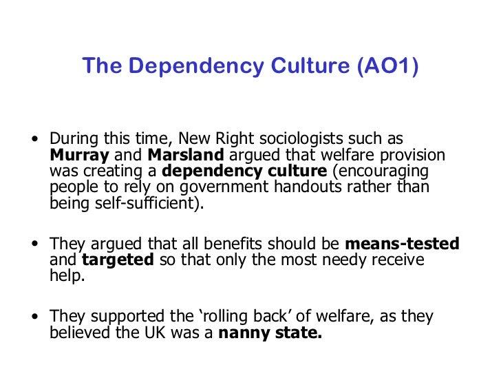 dependency culture sociology best culture  dependency culture hartley dean peter taylor gooby