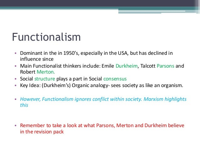 Every sociological perspective has its limitations however