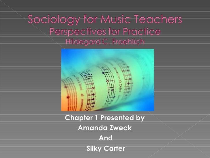 <ul><li>Chapter 1 Presented by  </li></ul><ul><li>Amanda Zweck  </li></ul><ul><li>And </li></ul><ul><li>Silky Carter </li>...