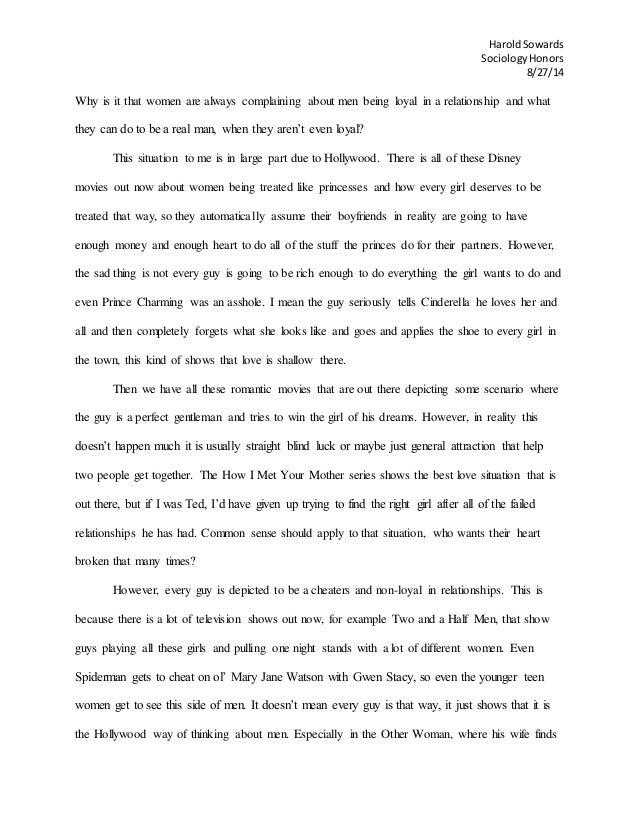 short essay on cinema