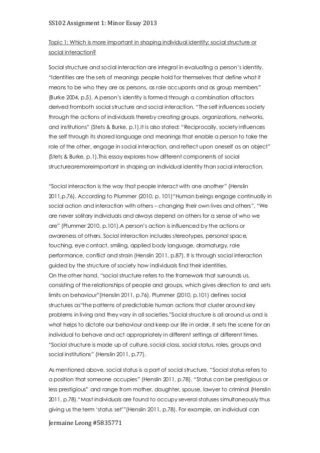 overview of sociologists essay The sociological use of history is generally different to its use by historians – sociologists use history to grasp and potentially change what is happening around them in the present whereas historians often record the past or look for meaning in it (willis 1999: 62).