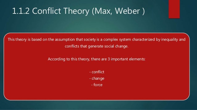 conflict theory education Conflict theory posits that conflict is a fundamental part of the social order, and that schools are a critical site in the reproduction of social inequality, particularly class conflict and racial stratification.