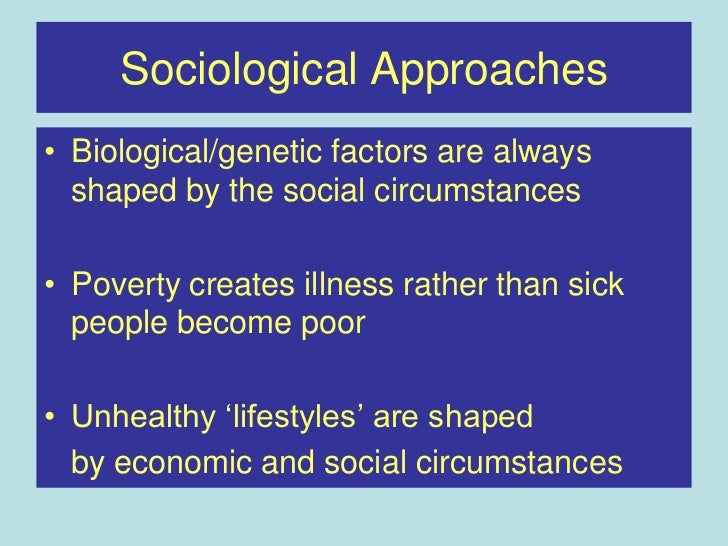sociology and poverty lifestyles Poverty is a condition in poverty research and policy for the post-welfare era annual review of sociology psychology wiki is a fandom lifestyle.