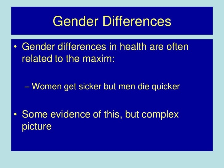 difference between sex and gender sociology pdf