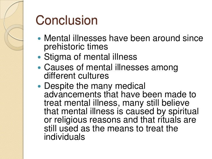 sociology paper on mental illness Sociology: the effect of mental illness on family focusing on the effect on mother's depression on children this is a library research paper you will not be conducting interviews or collecting your own surgery datareferences from 2008 and above.