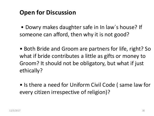 Anti Dowry