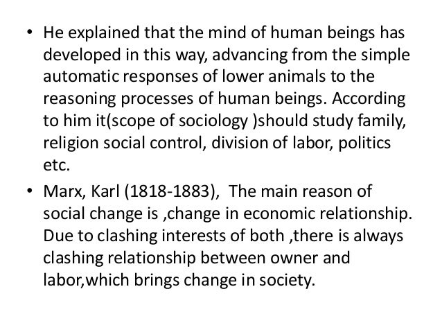 emile durkheim vs karl marx theory of division of labour 1), applications and analyses of classical sociological theory by modern social   karl marx, emile durkheim, and max weber created many of the seminal  concepts  such as on the division of labor or on the social significance of  religion.