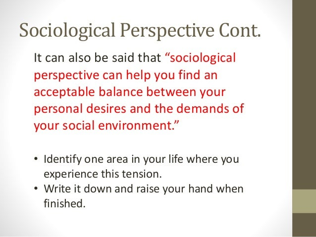 sociology observation assignment starbucks Sociology 331 research methods assignment 2:field observation purpose: the purpose of this two-step exercise is for you to conductinductive and deductive research using qualitative methods.