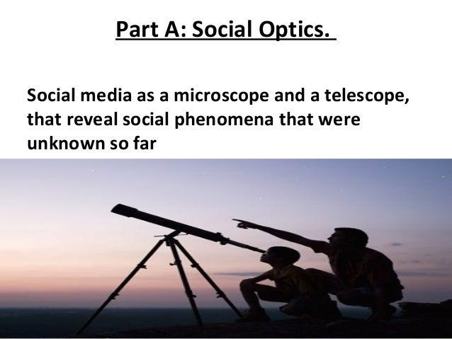 SocioPhysics: The physics of social media 2010 Slide 3