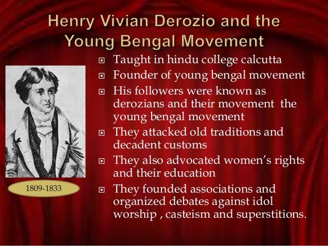 Socio-Religious Reform Movements in British India