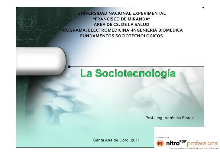 Sociotecnologia